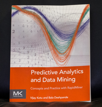 Buchcover Predictive Analysis & Data Mining with Rapid Miner